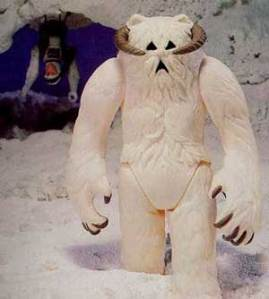 Christmas toys of yesteryear also took every opportunity to perpetuate the snow myth