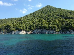 The island of Skopelos is even more stunning than Skiathos