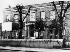Chesterton House Balaam Street Plaistow C London Borough of Newham
