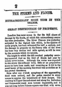 thames flood november 18 1875