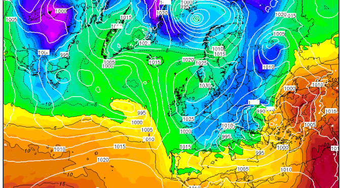 Beast MkII or just a late March cold spell?