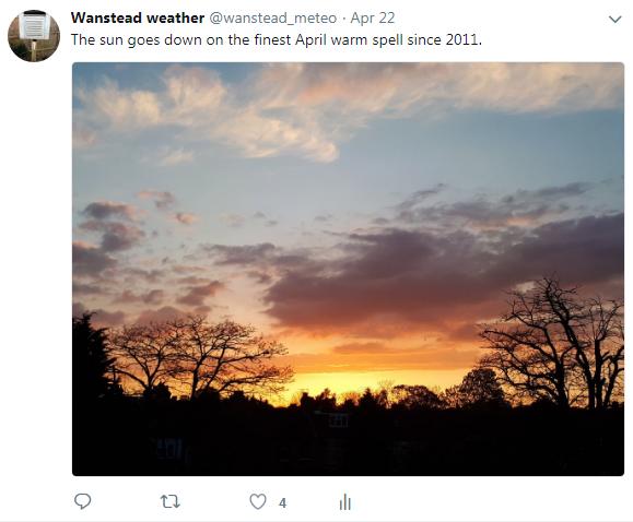sunset 22nd