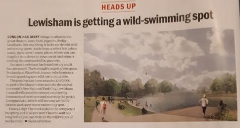lewisham pool