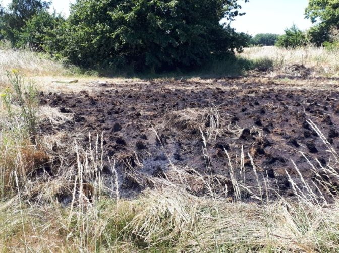 June 2018: driest on record since 1797