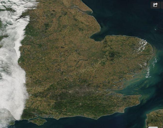 England's heatwave hangover