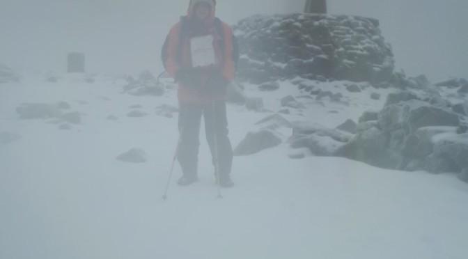 Ben Nevis: a serious mountain