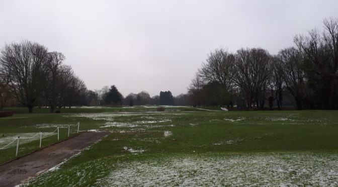 Days in Wanstead Park, 200 years apart