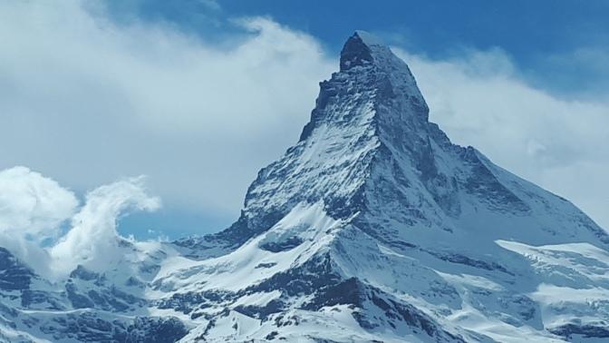 The climatology of Zermatt