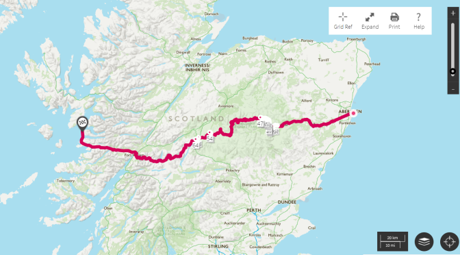 The Scottish Haute Route